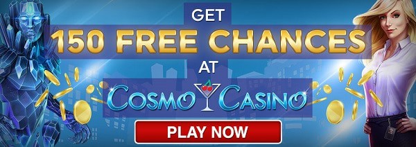 150 free chances to win Mega Moolah jackpot