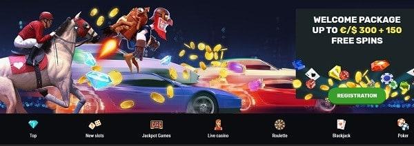 Betamo Casino Games