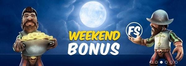 Hotline Casino weekly bonuses