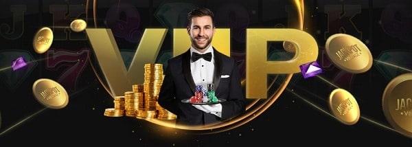 VIP Club for loyal players