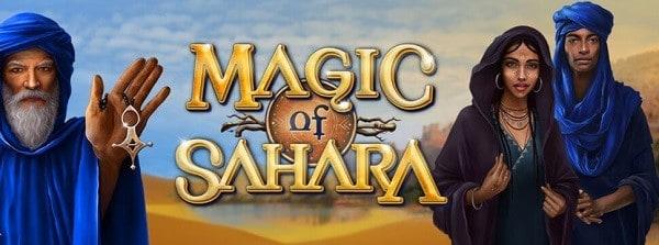 Magic of Sahara slot machine