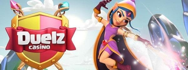 Duelz Casino mobile games