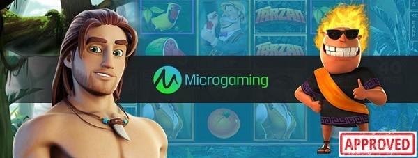 Microgaming Casino Free Spins Bonus