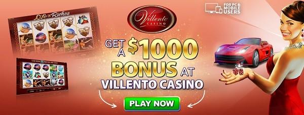 Play Now and Get Bonus!