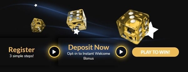 Register, log in to account and play!