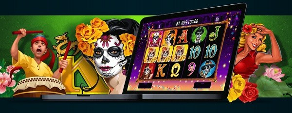 free play games by Microgaming