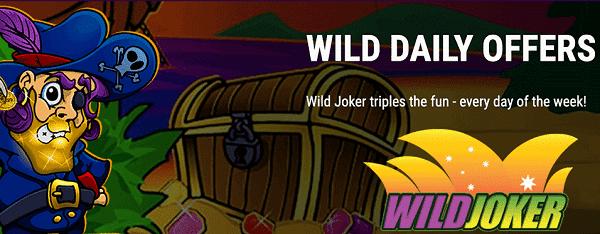 Daily Casino Offers - free spins, bonus money, free chips