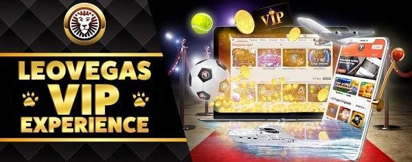 LeoVegas.com VIP Rewards
