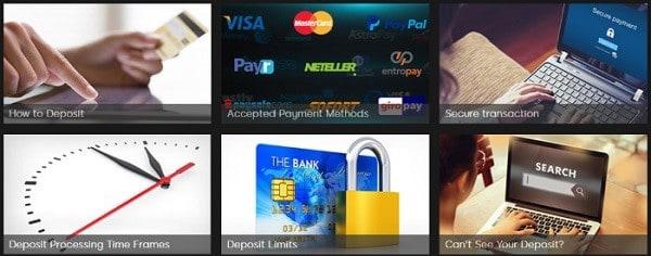 888.com Deposit/Withdrawal