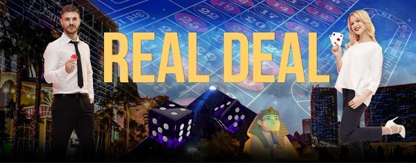 Real Deal Promo