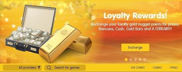24k loyalty bonuses