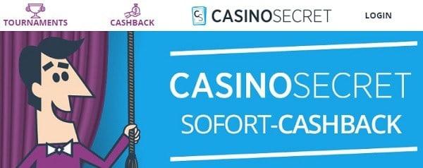 Cashback secret