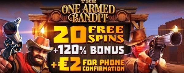 Argo free spins and no deposit bonuses
