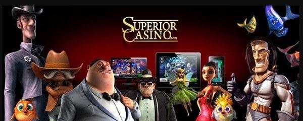 Superior Rival Slots, Saucify Games, ViVO Live Dealer