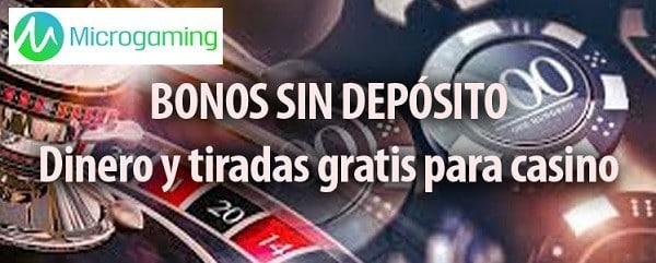 Casinos de Microgaming (LATAM): giros gratis y bonos sin depósito