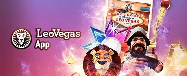 Leo Vegas Online Slots