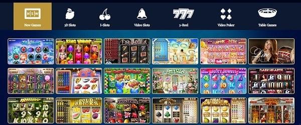 24 VIP Casino free games