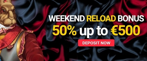 50% up to 500 EUR