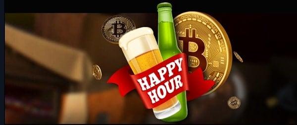 Crypto Thrills Happy Hours