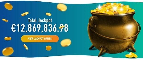 Big Jackpot Winner
