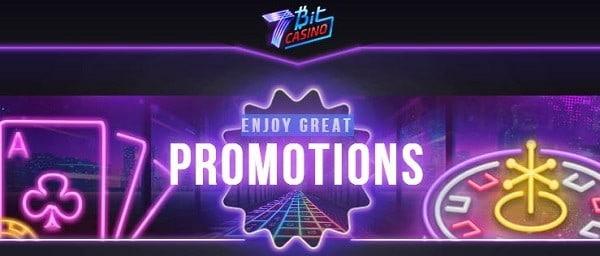 7Bit promotions