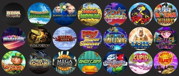 Jackpot Games with big wins