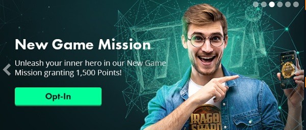 Volt Casino jackpot games