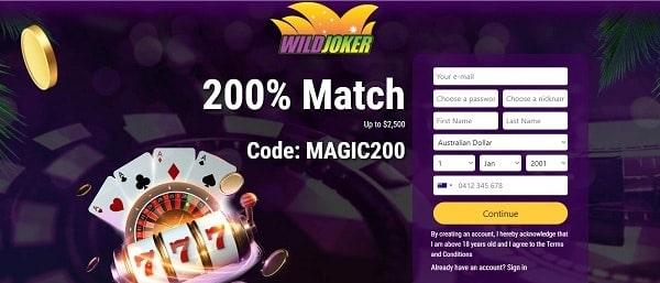 300% bonus and 50 free spins