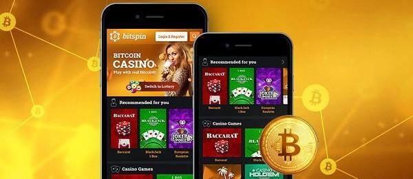 Bspin.io Bitcoin Casino Games