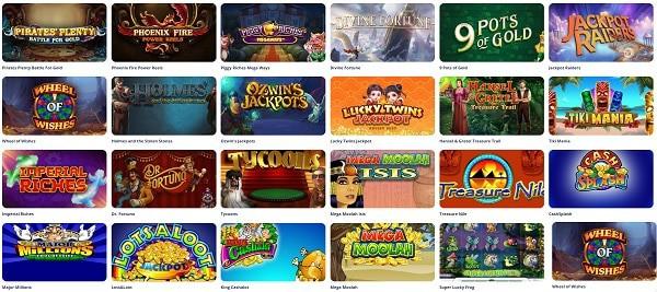CasinoRoom.com games and software