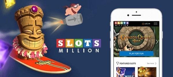 Slots Million Casino - mobile, live, VR games