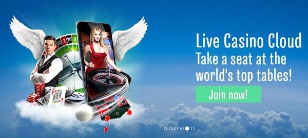 Live Casino Cloud 9!