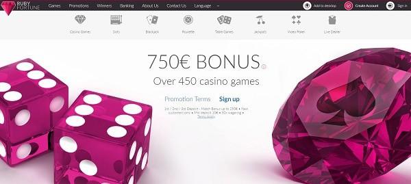 750 free credits bonus