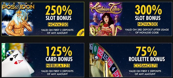 Exclusive Welcome Offers