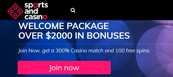 Over $2000 Free in Welcome Bonus