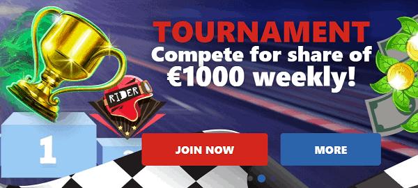 1000 EUR Tournament