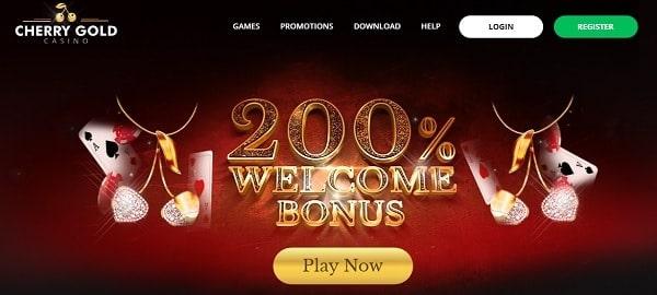 200% Welcome Bonus Codes
