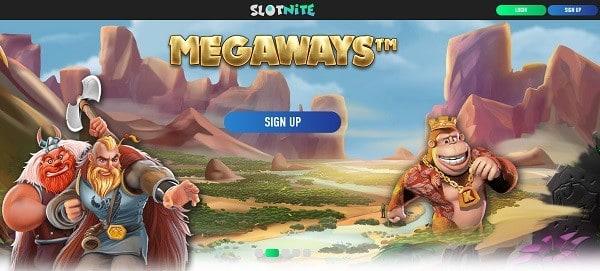 Megaways slot machine