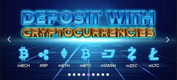 Crypto Casino Bonuses