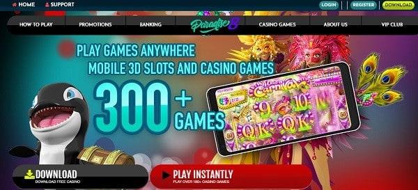 Rival Casino Games