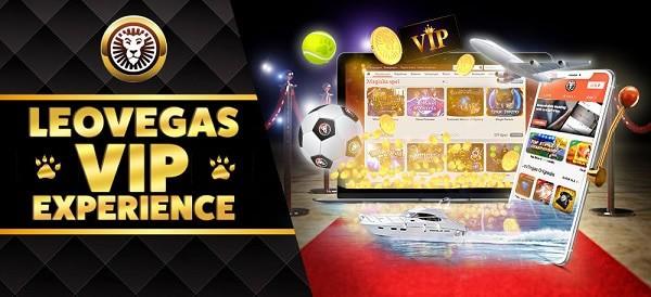 Leo Vegas VIP