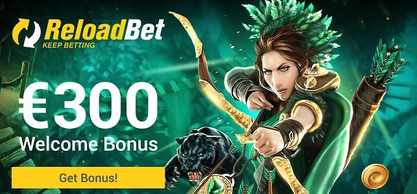 Exclusive Bonus Code to Reload Bet Casino