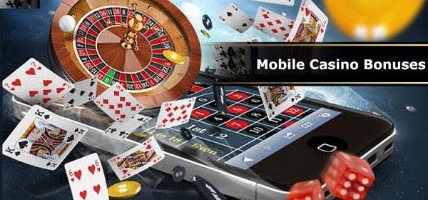 Mobile Casino Bonuses Explained | Free Casino Bonus List 🎁