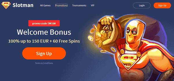 Get free bonus on registration