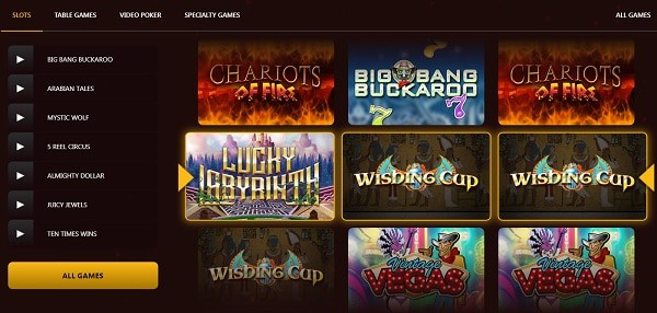 Play USA slots for free!
