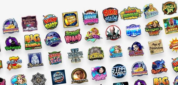 Ruby Fortune Casino Games and Software (free play bonus)