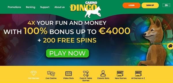 4000 EUR free bonus on casino games