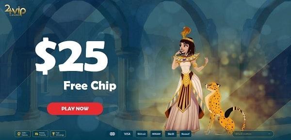 $25 free spins bonus no deposit