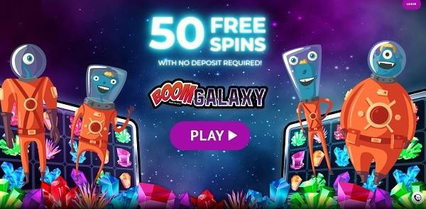 50 Free Spins (NDB)