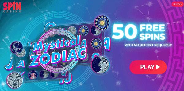 50 Free Spins No Deposit Needed